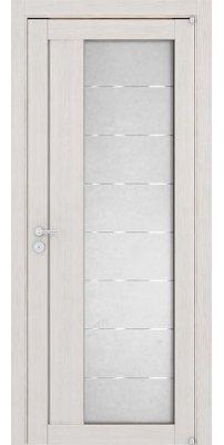 Межкомнатная дверь 2112 капучино велюр