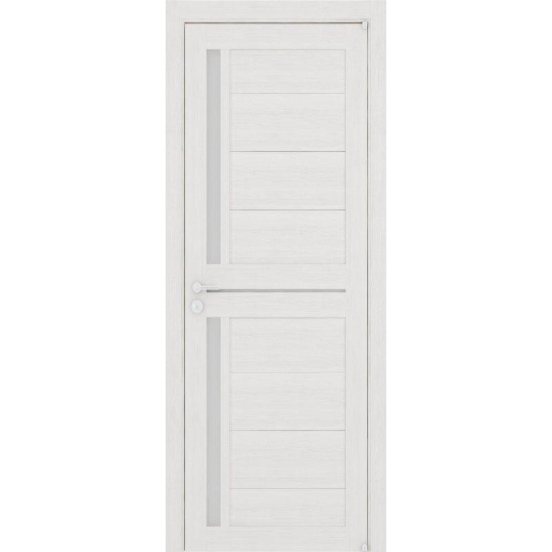 Межкомнатная дверь 2121 капучино велюр