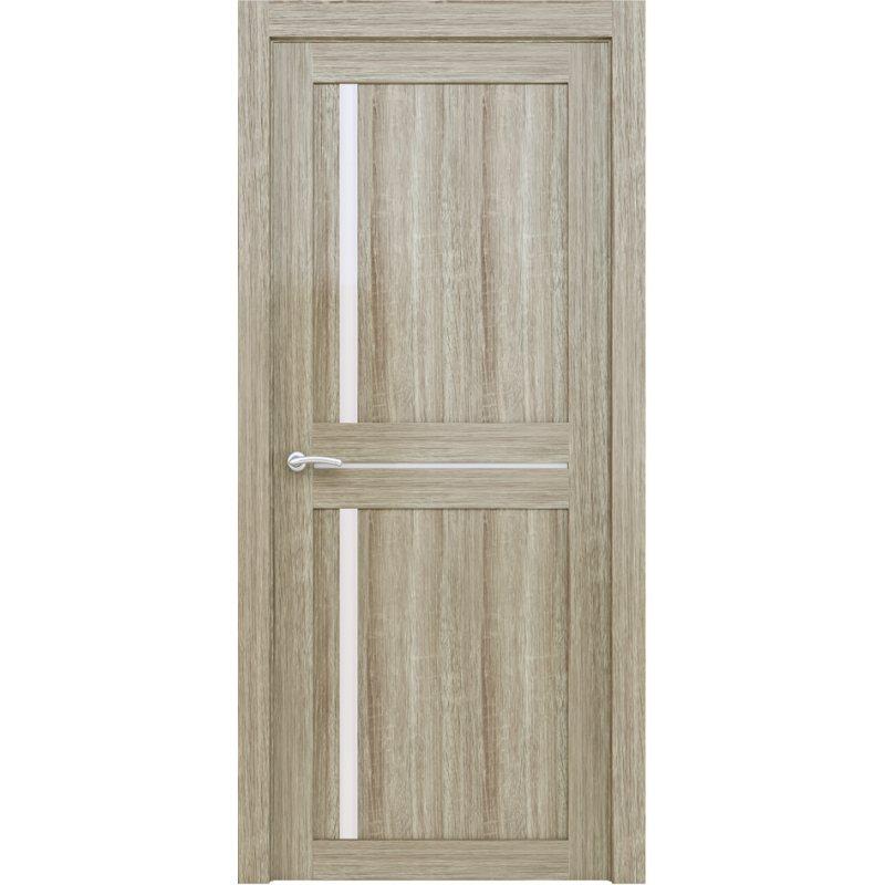 Межкомнатная дверь 2121 серый велюр