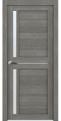 Межкомнатная дверь 2121 велюр графит