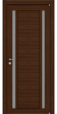Межкомнатная дверь 2122 орех вельвет