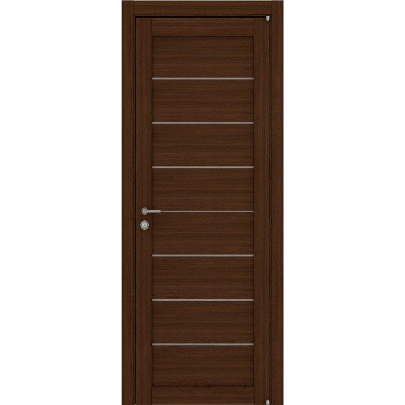 Межкомнатная дверь 2125 орех вельвет