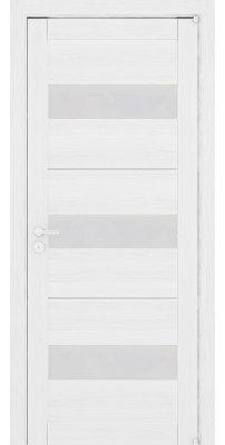 Межкомнатная дверь 2126 белый велюр