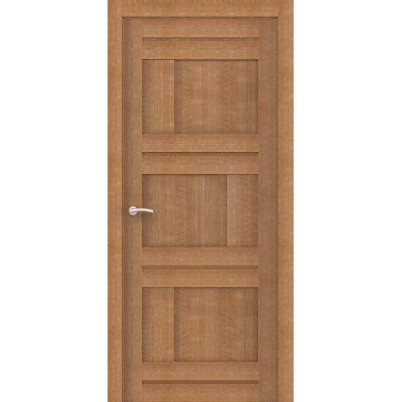 Межкомнатная дверь 2180 орех вельвет