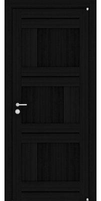 Межкомнатная дверь 2180 шоко велюр