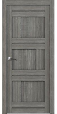 Межкомнатная дверь 2180 велюр графит