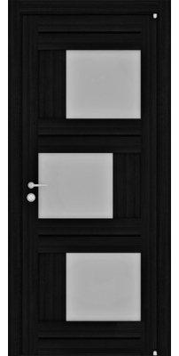 Межкомнатная дверь 2181 шоко велюр