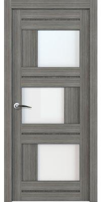 Межкомнатная дверь 2181 велюр графит