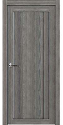 Межкомнатная дверь 2190 велюр графит