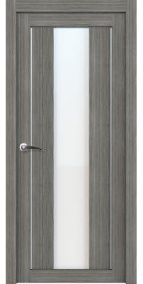 Межкомнатная дверь 2191 велюр графит