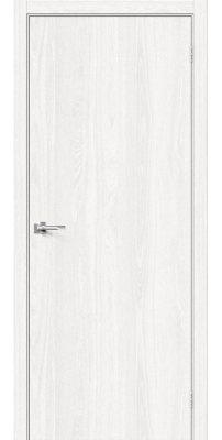 Межкомнатная дверь Браво-0 white dreamline