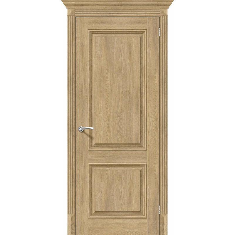 Межкомнатная дверь КЛАССИКО-32 organic oak ПГ