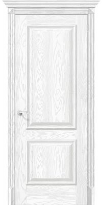 Межкомнатная дверь КЛАССИКО-12 silver ash ПГ