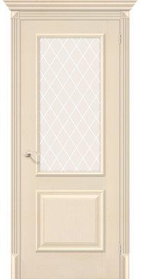 Межкомнатная дверь КЛАССИКО-13 ivory ПО