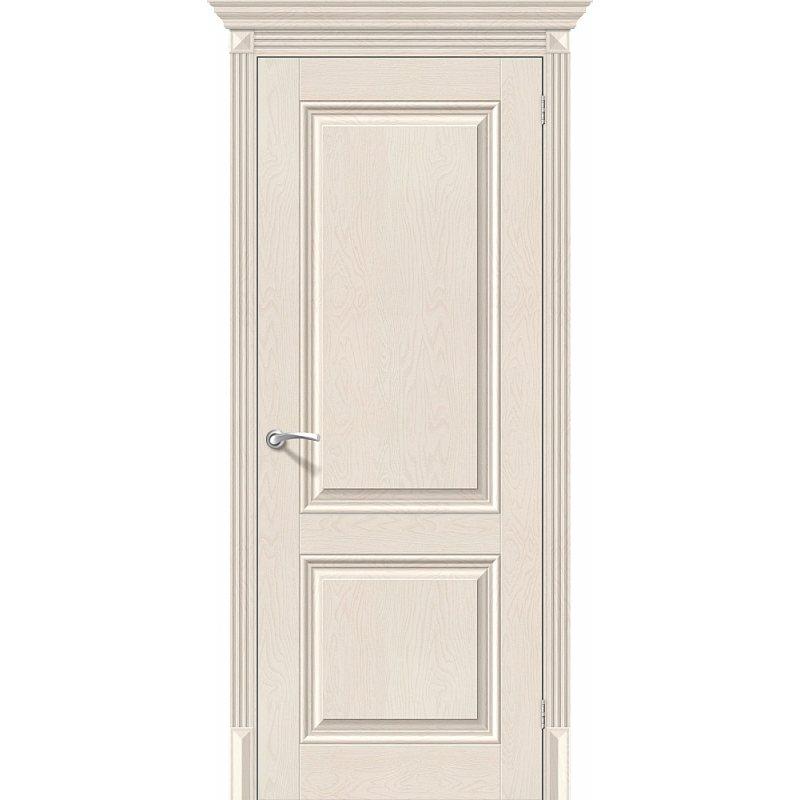 Межкомнатная дверь КЛАССИКО-32 cappuccino softwood ПГ