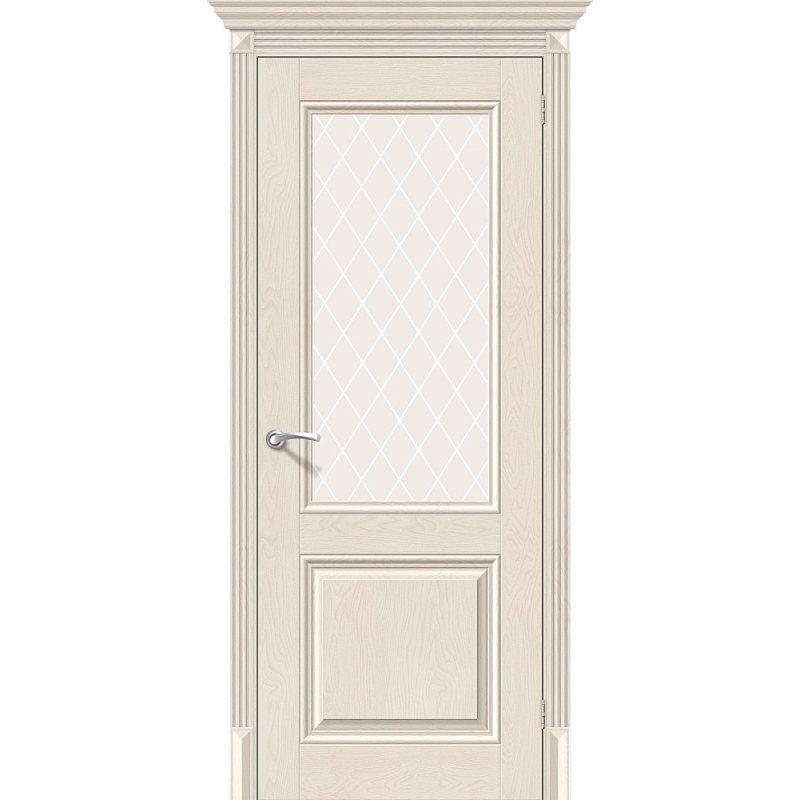 Межкомнатная дверь КЛАССИКО-33 cappuccino softwood ПO