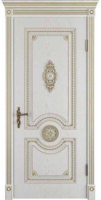 Межкомнатная дверь Greta bianco classic PG ПГ