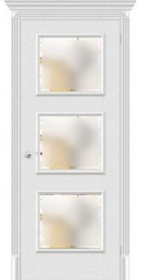 Межкомнатная дверь КЛАССИКО-17.3 virgin ПО