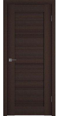 Межкомнатная дверь Line 6 wenge P