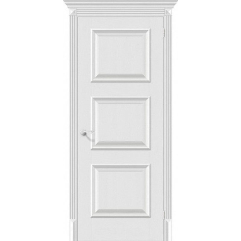 Межкомнатная дверь КЛАССИКО-16 virgin ПГ