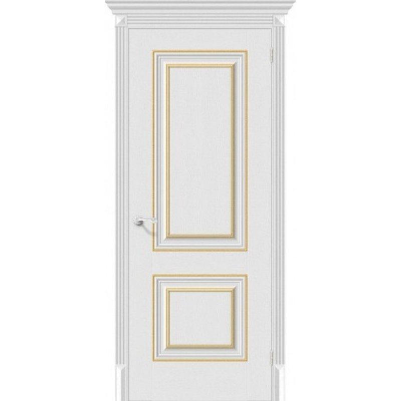 Межкомнатная дверь КЛАССИКО-32G-27 virgin ПГ