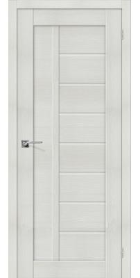 Межкомнатная дверь ПОРТА-26 bianco veralinga