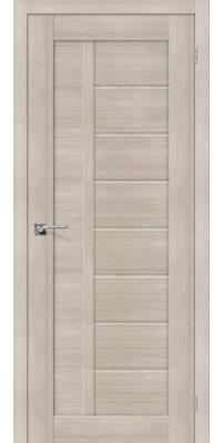 Межкомнатная дверь ПОРТА-26 cappuccino veralinga