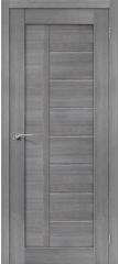 Межкомнатная дверь ПОРТА-26 grey veralinga