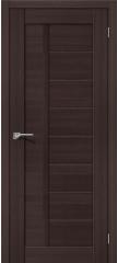 Межкомнатная дверь ПОРТА-26 wenge veralinga