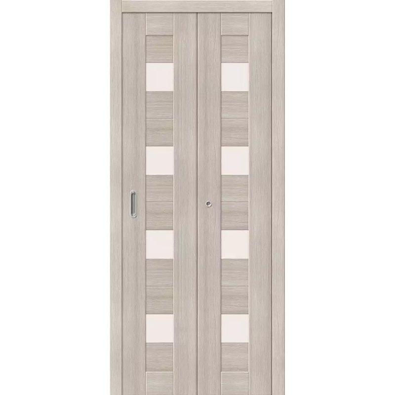 Складная дверь ПОРТА 23 cappuccino veralinga