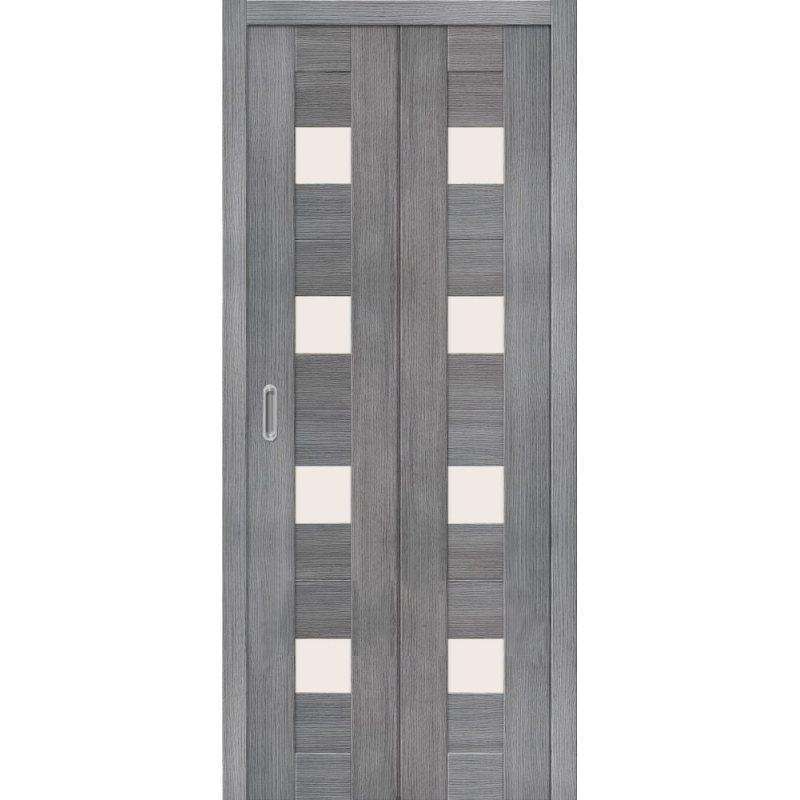 Складная дверь ПОРТА 23 grey veralinga
