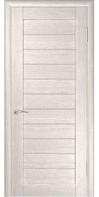 Межкомнатная дверь ЛУ-21 капучино