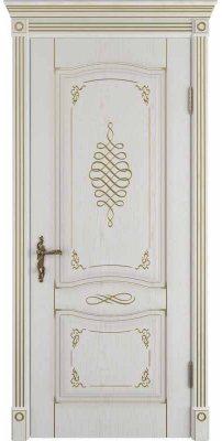 Межкомнатная дверь Vesta bianco classic PG ПГ