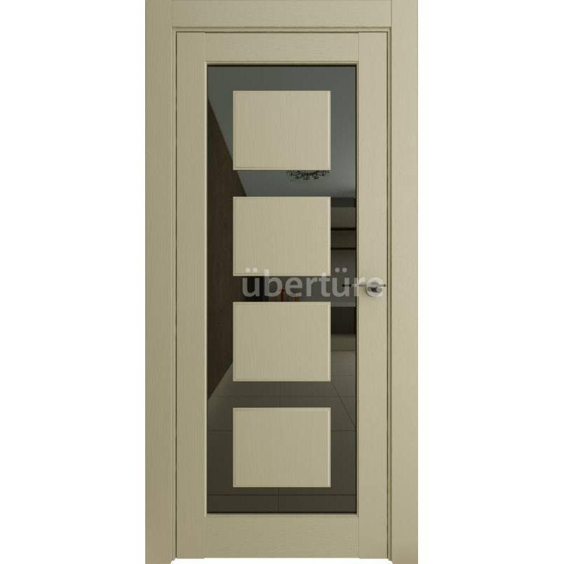 Межкомнатная дверь Neo 00001, серена керамик ПДОч