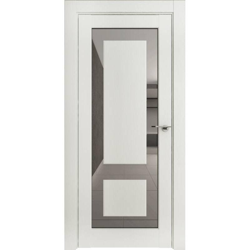Межкомнатная дверь Neo 00003, серена белый ПДОз
