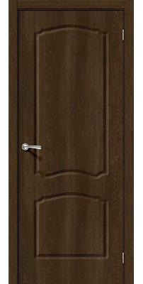 Межкомнатная дверь Альфа-1 dark barnwood