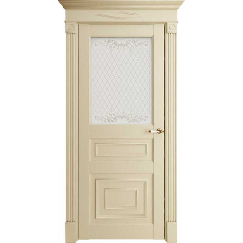 Межкомнатная дверь Florence 62001, серена керамик ПO