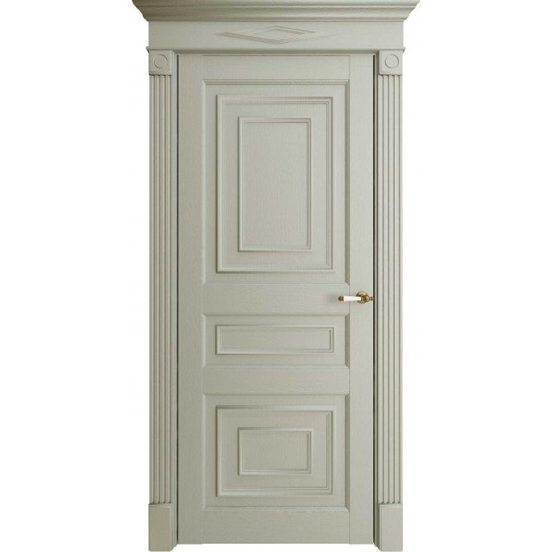 Межкомнатная дверь Florence 62001, серена светло-серый ПГ