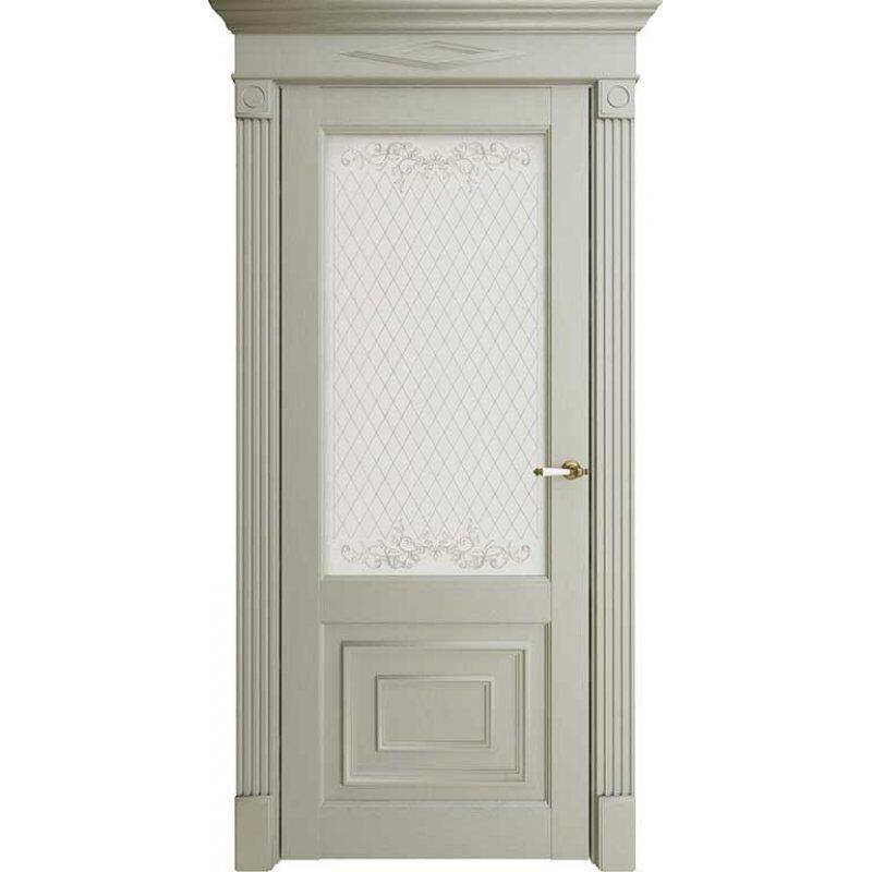 Межкомнатная дверь Florence 62002, серена светло-серый ПО