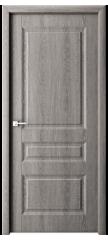 Межкомнатная дверь КАСКАД дуб филадельфия грей, глухая