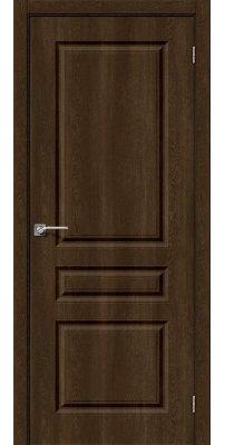 Межкомнатная дверь Скинни-14 dark barnwood