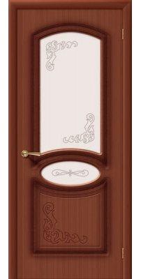 Межкомнатная дверь АЗАЛИЯ макоре ПО худ.