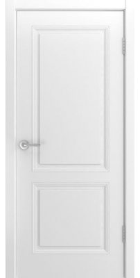 Межкомнатная дверь BELINI-222 белая ПГ