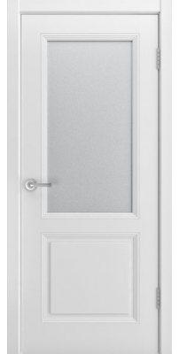 Межкомнатная дверь BELINI-222 белая ПО