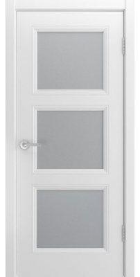 Межкомнатная дверь BELINI-333 белая ПО 1-3