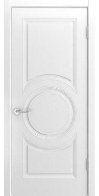 Межкомнатная дверь BELINI-888 белая ПГ