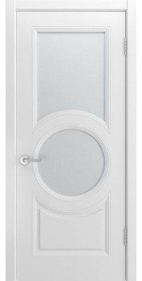 Межкомнатная дверь BELINI-888 белая ПО
