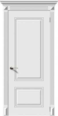 Межкомнатная дверь НОКТЮРН белый ПГ