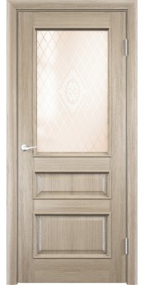 Межкомнатная дверь БАРСЕЛОНА анегри золотой ПО CPL