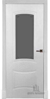 Межкомнатная дверь МАРИАННА эмаль белая ПО